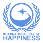 Official logo of the United Nations International Day of happiness